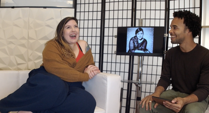 Grammy-nominated songstress Mary Lambert stops by Berrien Media